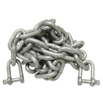 Galvanised Anchor Chain with Shackles