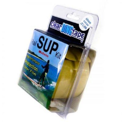 SUP Clear Ding Rail Tape