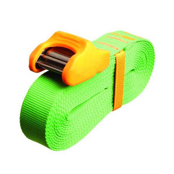 Sea to Summit Tie Down straps with Silicone Cam Cover